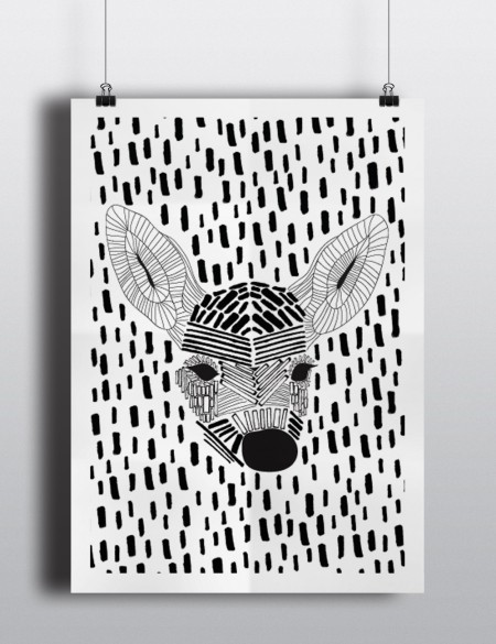 Poster_deer1
