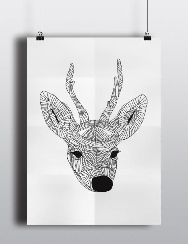 Poster_deer2