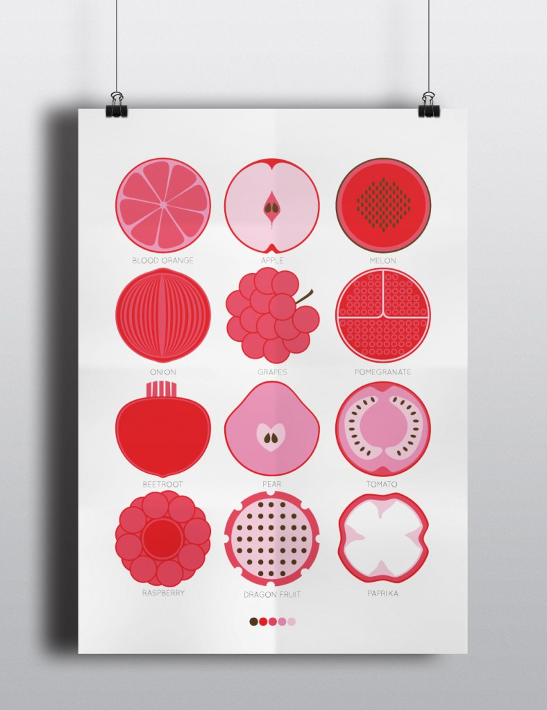 Poster_fruit_red